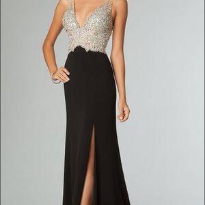 2014 Jovani evening dress ( prom dress)